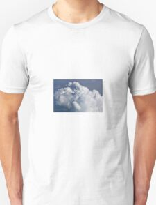Aerial Clouds from Above Unisex T-Shirt