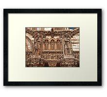Saint Matthew & Saint Mark Framed Print