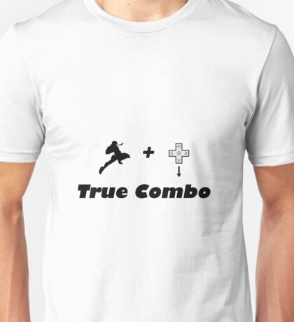 Knee to DTaunt (True Combo) Unisex T-Shirt
