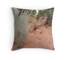 Bushwalk Throw Pillow