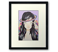 Starry Eyed Framed Print
