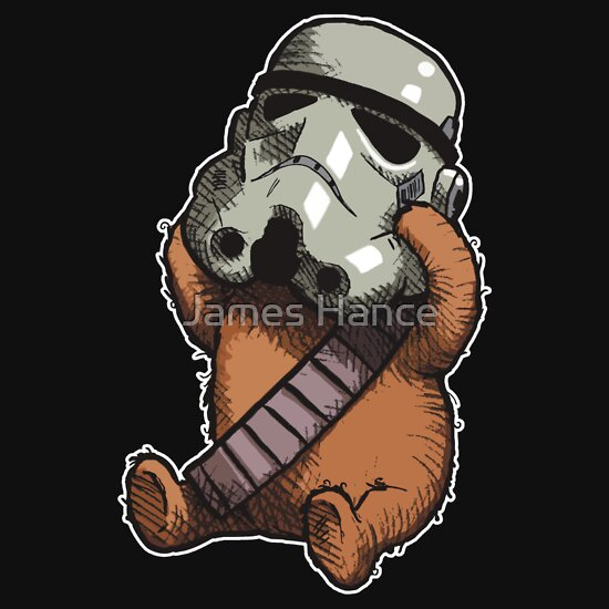 TShirtGifter presents: 'Oh, bother...' (Wookiee The Chew) T-Shirt