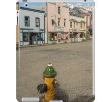 Skagway, Alaska iPad Case/Skin