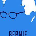 Bernie Sanders 2016 by amorphia