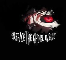 Embrace The Ghoul Inside by alfishie