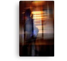 The City Dweller Canvas Print