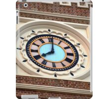 Perth Clock iPad Case/Skin