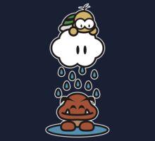 Raindrops keep falling on my head by WheelOfFortune