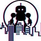 I Robot Skyline 3d by no-doubt