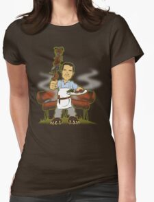 Bear's Grills Womens Fitted T-Shirt