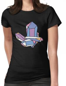 Crystal Confection Womens Fitted T-Shirt