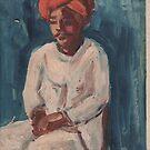 portrait by kallaln