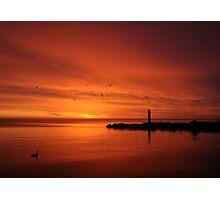Niagara Sunrise - Niagara Ontario, Canada Photographic Print