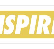 Infinite Fandom 'INSPIRIT' Sticker