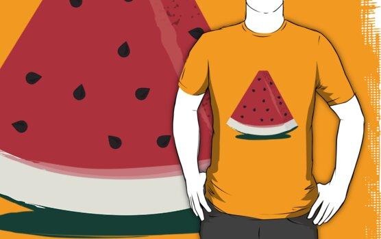 http://www.redbubble.com/people/mrhighsky/works/15956819-watermelon-wedge-slice