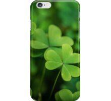 Clover iPhone Case/Skin
