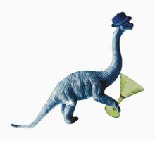 Fedorasaurus by nigelcameron