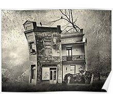 mr crumbles corner shop Poster