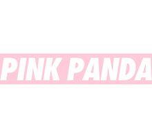 Apink Fandom 'PINK PANDA' by ikpopstore