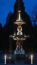 The Peacock Fountain by Odille Esmonde-Morgan