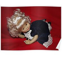 Dolly Relaxing Poster