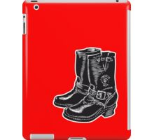 Boots iPad Case/Skin