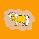 Mini Pony  by Diana-Lee Saville