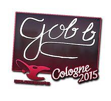mousesports gob b Cologne 2015 Autogaph Sticker by BRPlatinum
