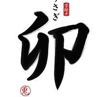 卯 Usagi (rabbit) by 73553