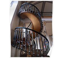 Miraculous Staircase Poster