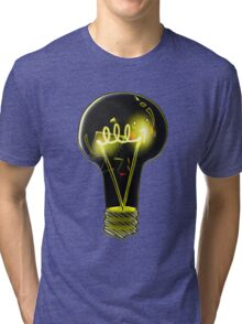 PIkalight Umbrenation  Tri-blend T-Shirt