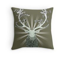 All-Natural Throw Pillow