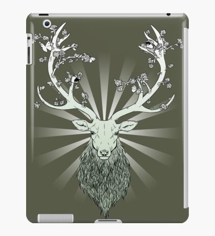 All-Natural iPad Case/Skin