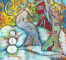 Wonderfully Wacky Winter by Juli Cady Ryan