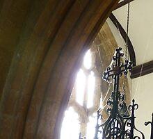 Cobwebs In Church by lynn carter