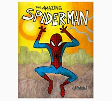 Spidey swings at sunset Unisex T-Shirt