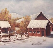 Snow Country by TeriAbb