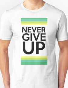 Never Give Up - JW.org T-Shirt