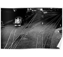 Le train de nuit Poster