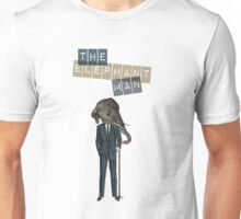 Elephant man Unisex T-Shirt