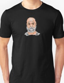 Malcolm Shovelin Illustration T-Shirt