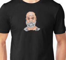Malcolm Shovelin Illustration Unisex T-Shirt