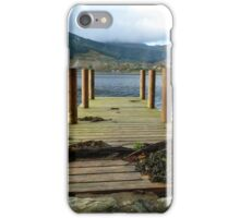 A Walk on the Loch iPhone Case/Skin
