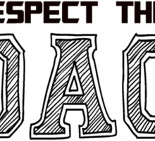 Teen Wolf - Respect the coach Sticker