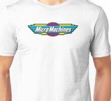 Micro Machines Logo Unisex T-Shirt