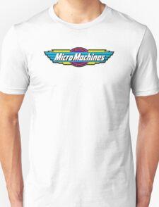 Micro Machines Logo T-Shirt