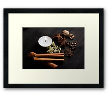 The Scent of A Kitchen Framed Print