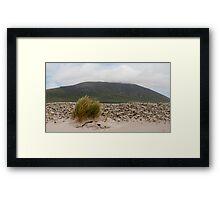 Windswept Achill Framed Print