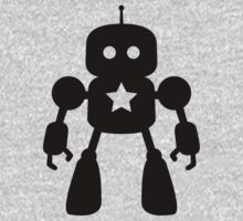 I Robot Star Kids Tee
