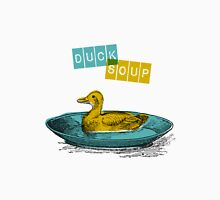 Duck Soup Womens Fitted T-Shirt